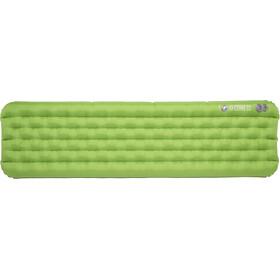 Big Agnes Insulated Q Core SLX Liggeunderlag Lang 51x198cm, grøn